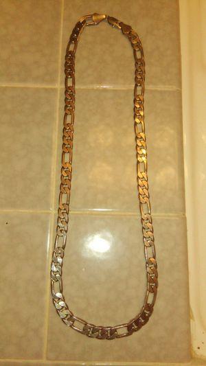 Photo White gold 14k chain