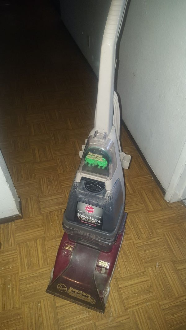Hoover Carpet Cleaner For Sale In Stockton Ca Offerup