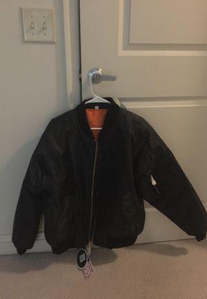 Rothco Classic MA-1 Flight Jacket Men's L for Sale in Herndon, VA