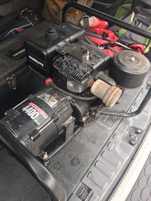 Photo Generator homelite Briggs and Stratton