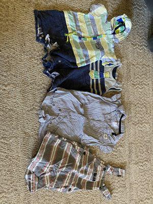 Photo 12 month boy summer clothes