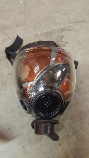 MSA Millennium CBRN respirator with extra canister for Sale
