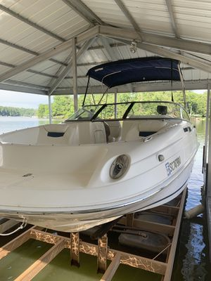New and Used Pontoon boat for Sale in Anderson, SC - OfferUp