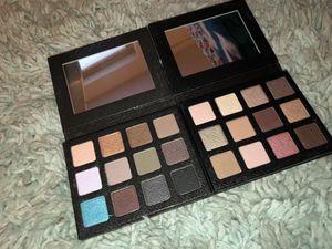 Real Sigma Beauty eyeshadow palette duo (Smoke Screen & Warm Neutrals) for Sale in Washington, DC