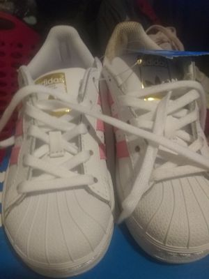 Addidas girl shoes for Sale in Washington, DC