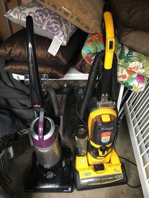 Vacuum (8) $25 each firm for Sale in Falls Church, VA