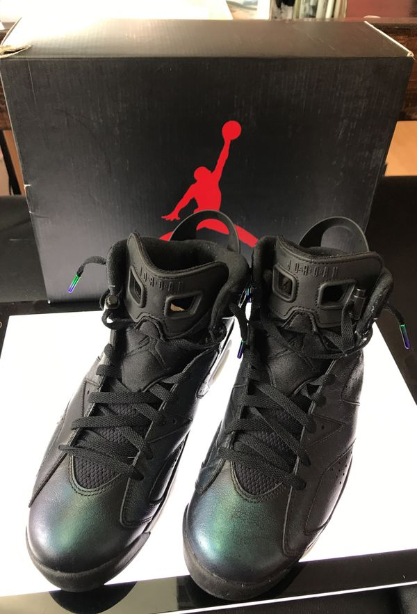 9f80c29a3959 Air Jordan retro 6 all star men s size 12 80  or best offer for Sale ...