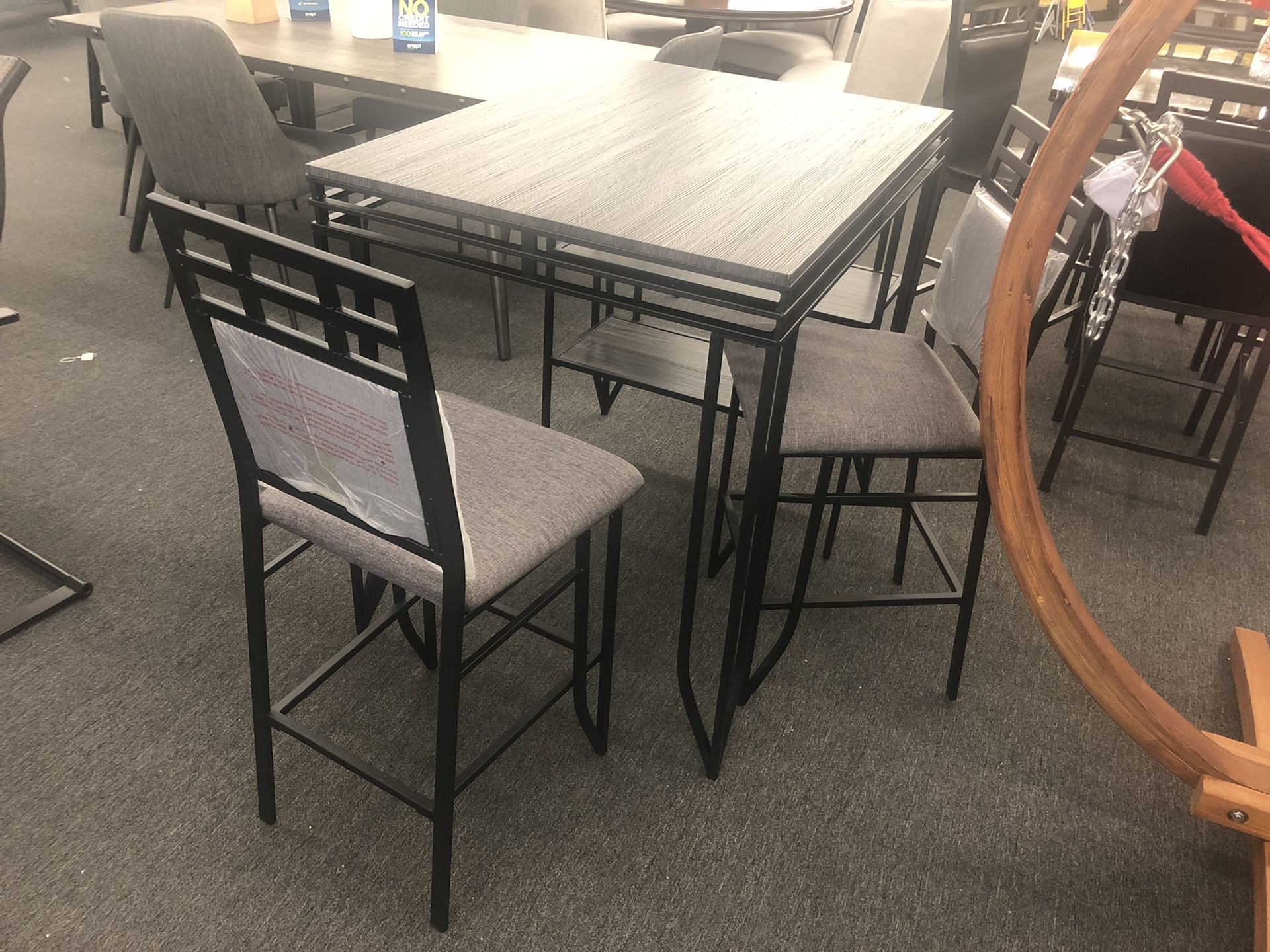 NEW Counter Height Breakfast / Dining Set