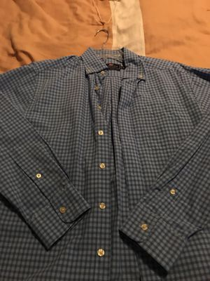 Vineyard vines long sleeve shirt for Sale in Manassas, VA