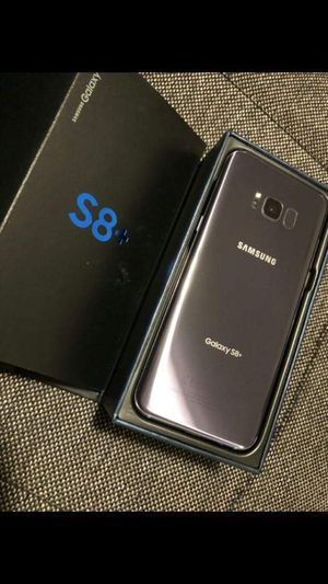 Samsung Galaxy,S8 Plus, 64gb...Factory Unlocked Excellent Condition,(As Like Almost New) for Sale in Springfield, VA
