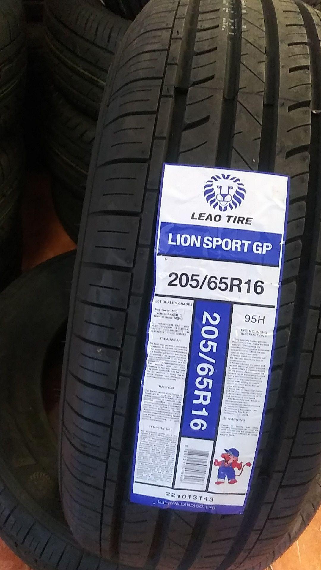 205 65 R16