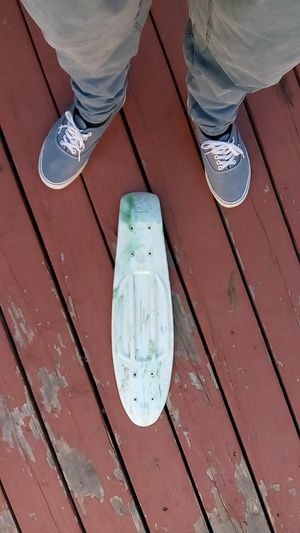 Authentic penny board, used for sale  US