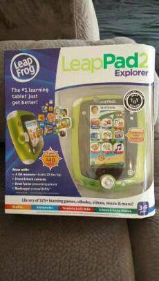 LeapPad 2 Explorer - Brand New