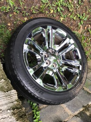 Chevy Suburban Wheels and Tires for Sale in Alexandria, VA