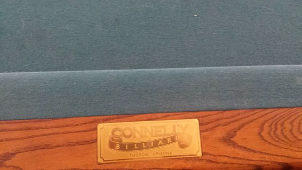 Ft Connelly Pool Table For Sale In Tucson AZ OfferUp - Connelly pool table tucson az