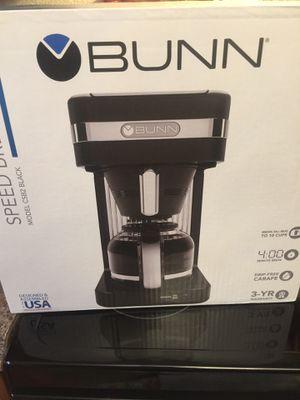 Photo Brand new bunn coffee maker