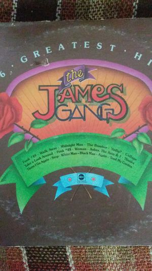 James gang band for Sale in Houston, TX