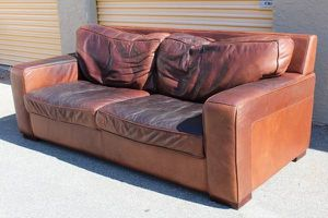 New and Used Leather sofas for Sale in St. Petersburg, FL - OfferUp