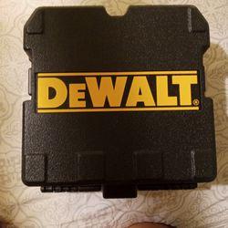DeWalt Laser Beam Leveler Green Thumbnail