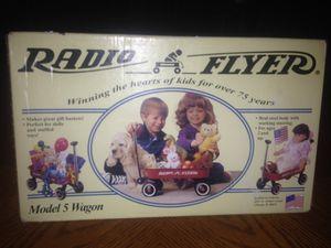 Photo Radio Flyer Model 5 Wagon