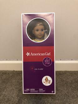 American girl doll lea Clark Thumbnail