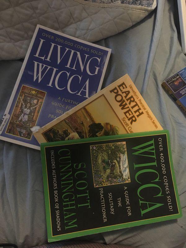 Wicca Books by Scott Cunningham for Sale in Miami, FL - OfferUp