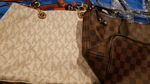 Louis Vuitton bag and Michael Kors bag for Sale in Owings Mills, MD