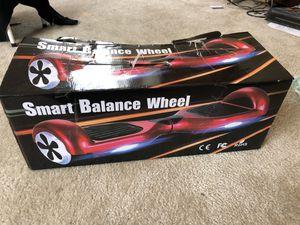 SMART BALANCE WHEEL (Hoverboard) for Sale in Lincolnia, VA