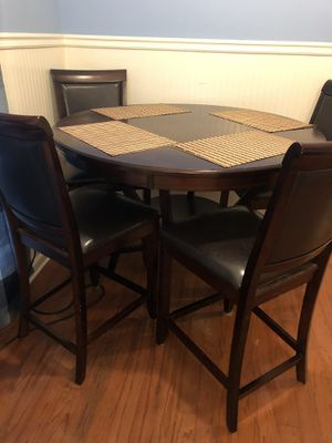Incredible New And Used Kitchen Table Chairs For Sale In Stone Mountain Machost Co Dining Chair Design Ideas Machostcouk