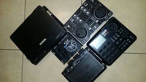 Car audio amps and beat producer centers for Sale in Phoenix, AZ