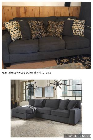Fabulous New And Used Grey Sectional For Sale In Claremont Ca Offerup Machost Co Dining Chair Design Ideas Machostcouk