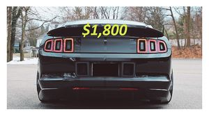 Photo 🍁Asking $1,8OO🎁Ford Mustang Black 3.7 V6