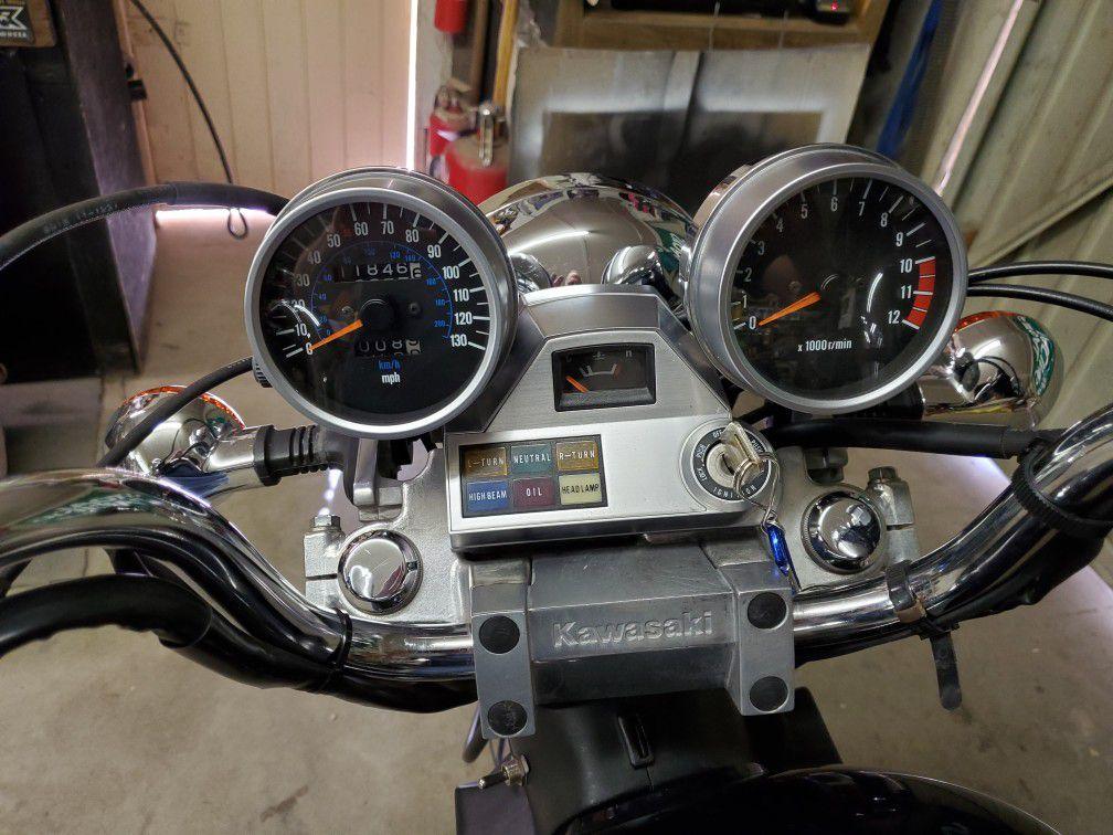 1987 Kawasaki 454 LTD
