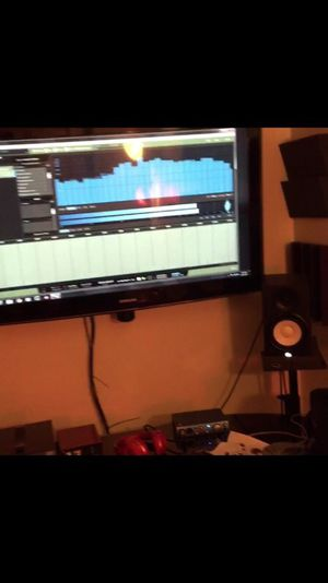 Studio Time , 25 a hour includes mixing and mastering for Sale in Cleveland, OH