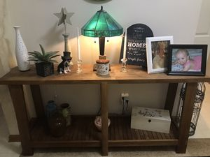 World Market Console Table for Sale in Olmsted Falls, OH