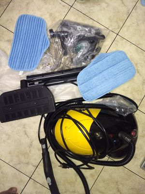 McCulloch Heavy-Duty Steam Cleaner - Only One time Used for Sale in Gaithersburg, MD