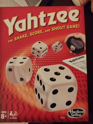 Yahtzee board game for Sale in Herndon, VA