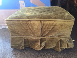 Vintage ottoman for Sale in Lemon Grove, CA