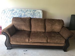 Like New Couch Hardly Ever Used For In San Antonio Tx