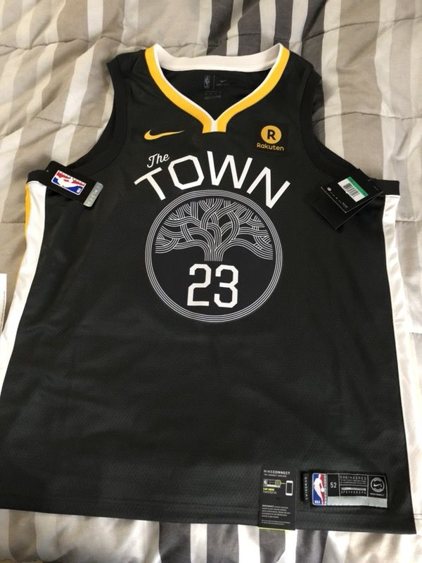 Nike Swingman Golden State Warriors Statement Jersey The