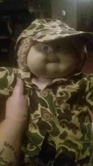 Authentic Vintage Cabbage Patch Doll still NEW condition!! for sale  Winfield, KS