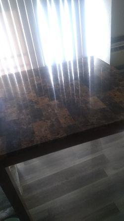 Kitchen oakwood table Thumbnail