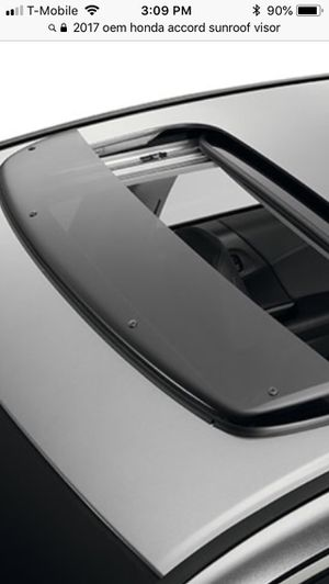 Honda Accord Sun Roof Visor for Sale in Fort Belvoir, VA