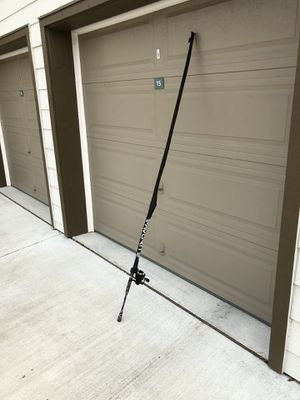Abu garcia fishing reel for sale in fife wa offerup for Lunkerstv fishing rods