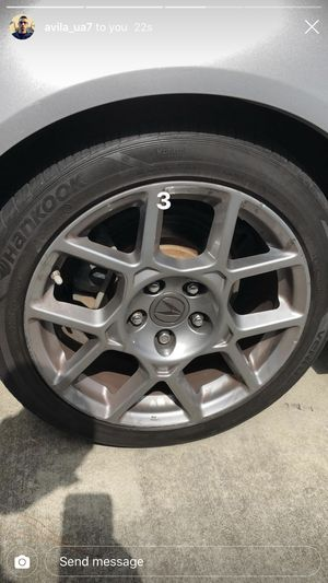 New And Used Acura Parts For Sale In Houston TX OfferUp - Acura tl type s wheels