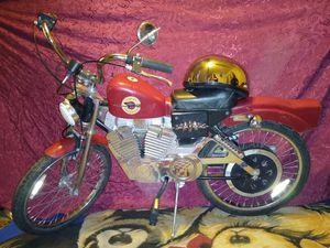 Photo Vintage Harley-Davidson bicycle