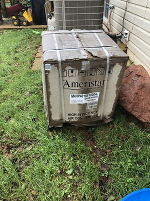 Ameristar Heat pump brand new for Sale in Frederick, MD