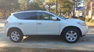 2007 Nissan Murano S for Sale in Clayton, NC