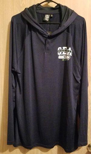 Mens Seattle Seahawks sideline 12th jersey for Sale in Marysville ... b0f1bf84d