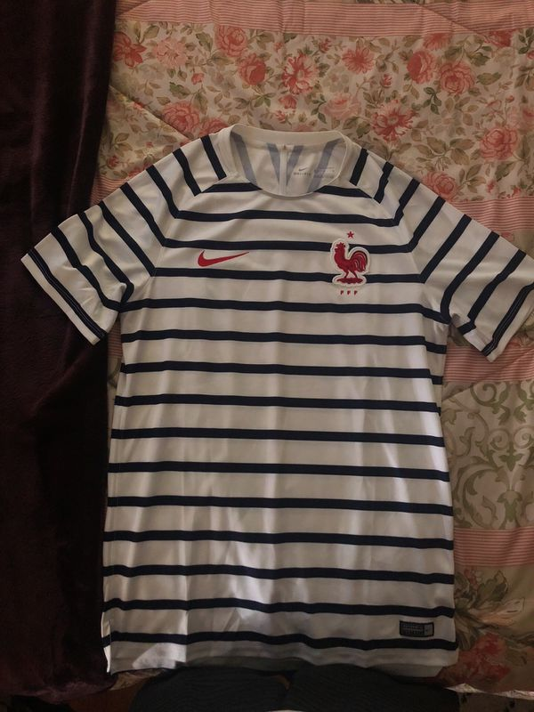 99e8b288e Nike 2018 France World Cup Pre-Match Shirt for Sale in Queens, NY ...